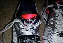 Favorite Running Shoes / Since 2011, these are my favorite running shoes.