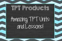 Teachers Pay Teachers Products
