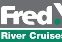 Fred.\ River Cruises / River cruising can take you through the heart of many of the world's most popular regions. We have cruising a wide range of fantastic rivers