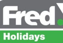 Fred.\ Holidays / These European city breaks are perfect for a long weekend or an extended break away from home. We have many classic destinations and some great alternative ones too.