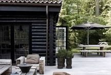 EXTERIORS / Outdoor Spaces