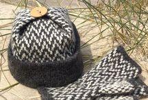 Knitdesign by www.hyggestrik.dk / Danish knitdesign, knit, knitting, strik,