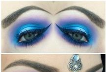 Eyes / Eye makeup