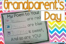 Grandparents' Day / How we celebrate Grandparents' Day.