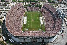 Stadiums / Stadiums  / by R K