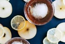 cocktails - boozy delights