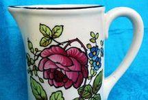 Jug, mug, cup