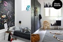 Interiors•Blackboard Ideas