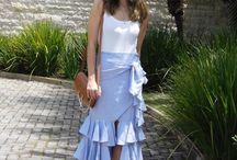 I love skirts...