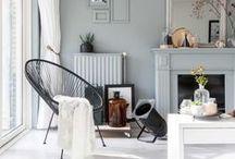 Interiors•Fireplaces