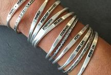 Bracelets and Cuffs / You can never have too many bracelets!