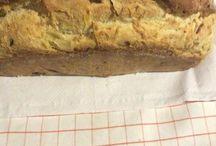 Kenyereink ès sütemènyeink valamint a Hidegtálak, szendvicsek / Saját kèszítèsű, házi finomságok