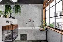 INTERIORS | Industrial chic / #industrial #loft #apartment #interiors #decor