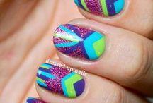 Nails beautiful Nails / by Leizli Villegas Cruz
