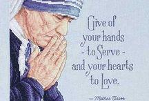 Quotes - Mother teresa quotes / Mother Teresa, madre Teresa.