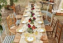 Outdoor Entertaining / by Debbie Talani