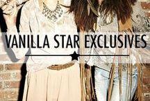 Vanilla Star Exclusives