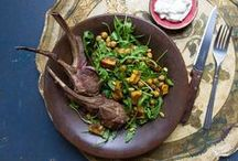 Quick and Easy / Cooking lamb doesn't have to be a marathon!  Try these quick and easy recipes that will win the hearts of your family, friends or just EWE!  / by American Lamb Board