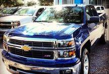 Chevy Trucks.  / Chevy Silverado 1500, 2500, 3500!