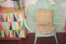 Furnitures&Decor / by PK Janthalord