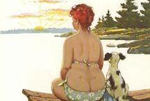 Lovely Hilda / HIlda. Duane Bryers