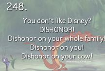 Disney Facts / Disney is life!