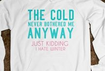 Funny T-Shirts / I wish I owned all of these!