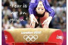 Gymnastics / Gymnastics is my sport!
