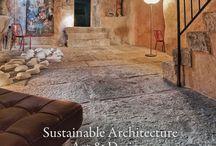 SUSTAINABLE ARCHITECTURE / Construcción sostenible en el mundo; arquitectura tradicional; arquitectectura en tierra. Sustainable building around the world.