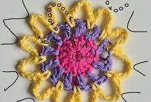 Knit &CrochetTechnics (técnicas de tejido) / by NáKnits