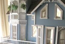 Le petit monde / Casas de muñecas