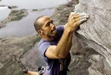 Rock Face / climbing outdoor