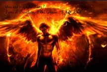 Angelic - Michael / Fire, intelligence and beauty are a lethal combination