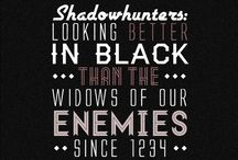 The Mortal Instruments / Cassandra Clare's Mortal Instruments... One of my favorite Series