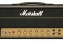 """Marshall Amps / In 1962, after listening to the demands of young guitarists in his London music store, Jim Marshall put a small team together to build """"the world's first rock 'n' roll valve guitar amplifier,"""" the JTM 45. This amp paved the way for the signature Marshall Sound that would shape popular music for years to come. Five decades later, Marshall still builds world-class amplifiers the same exact way: by listening to their customers' needs and exceeding their expectations."""