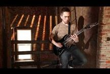"""Ibanez Guitars, Basses, Effects and More! / Ibanez guitars have always been hailed as performance machines. Foregoing a """"classic vibe"""" on most of their models, Ibanez crafts guitars for speed, flawless performance, and modern appeal. With forward-thinking tones and designs, Ibanez guitars pave the road to tomorrow's sound."""