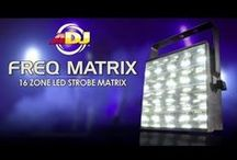 DJ Lighting Buying Guide / Whether you're DJing a house party or putting on a show in a huge club, your light show can make or break your performance. Choosing the best lights for your setup is an art form in itself. From moving lights to washes, strobes to lasers and even fog machines, zZounds has a solid selection of light fixtures ready to enhance your show. Follow our buying guide below to see some of our favorites