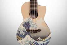 Ukulele Buying Guide / There are plenty of reasons to pick up a new ukulele -- they're fun to play, easy to take on the road, and if you already play the guitar, you'll be able to master the basics of the ukulele in no time at all. First developed over a hundred years ago in Hawaii, modern ukuleles come in four main sizes. From smallest to largest, they are: soprano, concert, tenor, and baritone, with the smallest size producing the highest pitch.