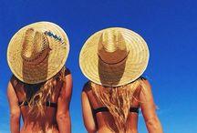 Hat ☀️ / Différents chapeaux ! Chacun son style