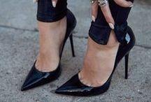 Style inspiration: black pump