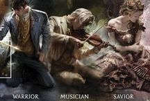 The Infernal Devices / Cassandra Clare's series