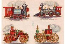 Train, Tram