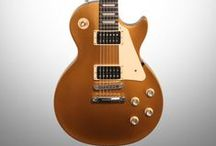 Gibson 2016 Models / Rocking out with a Les Paul or SG is better than ever on Gibson's 2016 models. With a return to traditional specs on certain models, and a push for progressive innovations on others, the 2016 Gibson line has offerings to please every player.  / by zZounds