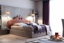 Nuovo Mondo Zona Notte / Bedroom