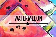 It's All About: Watermelons