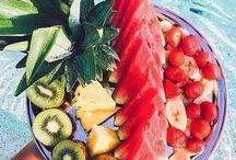 Healthy Food / Healthy,Snacks,Vegan,fruit,veggies, breakfast, snacks, clean eating