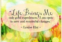 Quotes - Louise Hay / Louise Hay #quotes #louisehay
