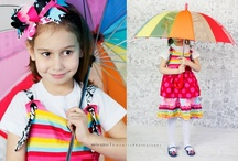 Servane Barrau , dizájner gyerekruha / A legszínesebb gyerekruhák, a legkülönlegesebb kislányoknak.