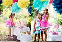 Birthday party / Party csomagok / A legtökéletesebb szülinapon minden apró részlet számít. Pár színes kiegészítő, gyönyörű ruha és egy finom torta...Nem is kell más egy tökéletes naphoz.