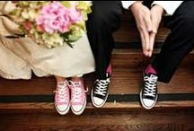 Wedding with Sneakers/Trainers